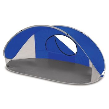 SheilaShrubs.com: Manta Sun Shelter - Blue 113-00-139-000-0 by Picnic Time : Camping Tents & Shelters