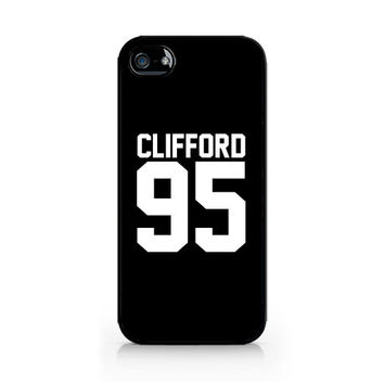 IPC-295 - CLIFFORD 95 - Michael Clifford - Mike - 5SOS - 5 Seconds of Summer - iPhone 4 / 4S / 5 / 5C / 5S / Samsung Galaxy S3 / S4 / S5