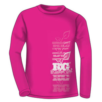 Reatree Girl On the Rise L/S T-Shirt