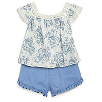 Just Kids - Baby (0-24 Months) - Baby Girl (0-24 Months) - Complete Outfits - Saks.com