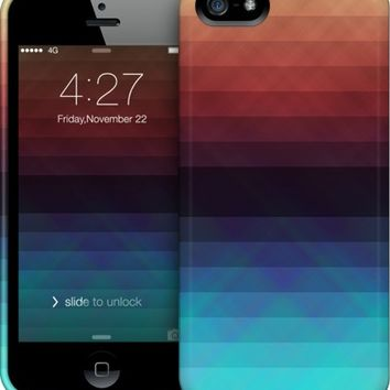 Abstract colors iPhone Cases & Skins by VanessaGF | Nuvango