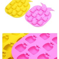 Pineapple Shape Ice Cube Tray