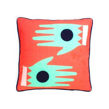 Double Hands Cushion
