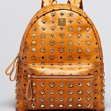 MCM Backpack - Large All-Over Stud
