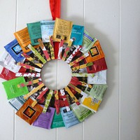 Dollar Store Crafts ? Blog Archive ? Make a Tea Wreath