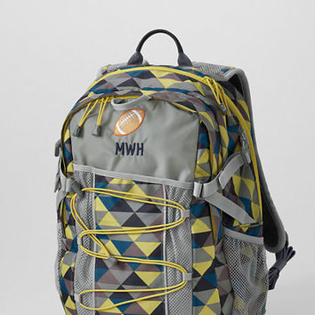 Print FeatherLight™ Medium Backpack from Lands' End
