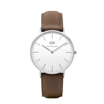 Daniel Wellington Watch - Classic Cardiff Lady - Silver