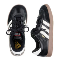 KIDS' ADIDAS® SAMBA® SNEAKERS WITH RED STITCHED TONGUE