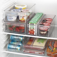 Fridge Bins and Organizer and Tray