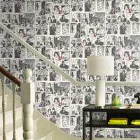 Comic Strip by Albany : Wallpaper Direct
