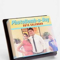 PhotoBomb-A-Day 2015 Daily Calendar - Urban Outfitters