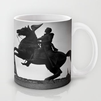 Jackson Square Mug by Legends of Darkness Photography
