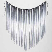 Fade-Out Macrame Wall Hanging - Urban Outfitters