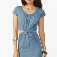 Twisted Knot Dress