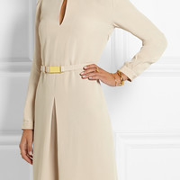 Joseph - Lynne pleated silk dress