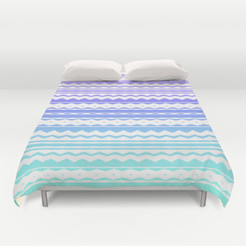 Mix #585 Duvet Cover by Ornaart