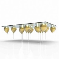 Duffy London - The UP Coffee Table