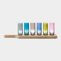 Paddle Shot Glass Set | MoMA