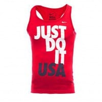 2012 Olympics Nike Just Do It USA 