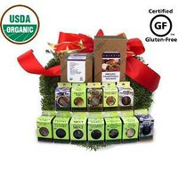 Spicely Organic Spices Gift Set Traditional Holiday 12-box Sampler ............ Low Rate Shipping