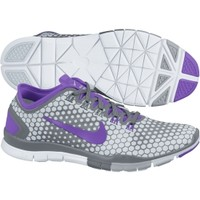 Nike Women's Free TR Connect 2 Training Shoe - Grey/Purple | DICK'S Sporting Goods