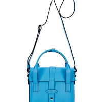 North Moore Leather Satchel