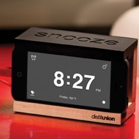 iPhone Dock Clock by Distil Union.