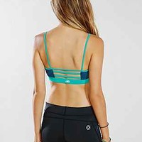 Alo Yoga Trace Sports Bra - Urban Outfitters