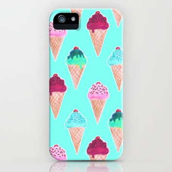 The Cherry on Top iPhone & iPod Case by Tangerine-Tane
