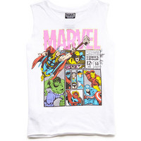 Marvel Graphic Muscle Tank (Kids)