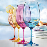 Wine Enthusiast Companies All Purpose Wine Glass (Set of 4)