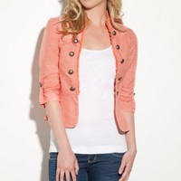 G by GUESS Mari Military Jacket