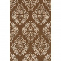 Momeni Essex Brown Contemporary Rug - ESSEXES-03BRN2230 - Wool Rugs - Area Rugs by Material - Area Rugs