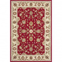 Momeni Old World Burgundy Oriental Rug - OW-11BUR - Wool Rugs - Area Rugs by Material - Area Rugs