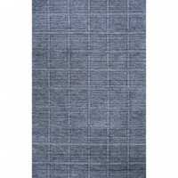 Momeni Gramercy 01 Denim Rug - GM-01 - Wool Rugs - Area Rugs by Material - Area Rugs