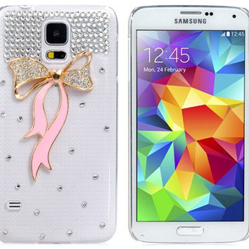 Crystal Plastic Case for Samsung Galaxy S5