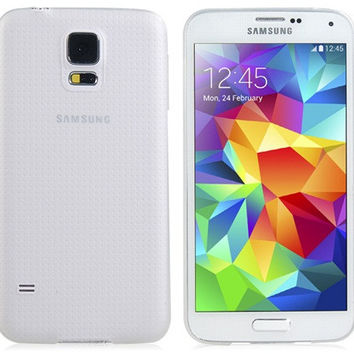 Ultra Slim Plastic Case for Samsung Galaxy S5