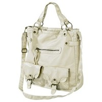 Mossimo Supply Co. Tote Handbag with Crossbody Strap