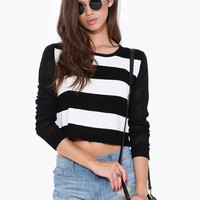 Ryan Cropped Sweater