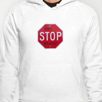 Don&#x27;t STOP Believing Hoody by Skye Zambrana | Society6