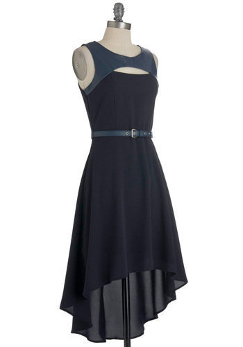 Saying Hi Low Dress | Mod Retro Vintage Dresses | ModCloth.com