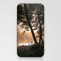 Morning Glade iPhone & iPod Skin by John Dunbar | Society6