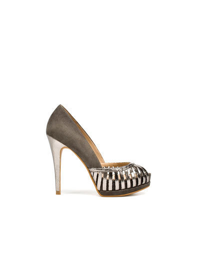 PARTY PEEP-TOE - Shoes - Woman - ZARA United States