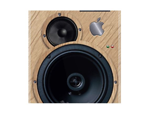 Wood Speaker Effect Iphone cover