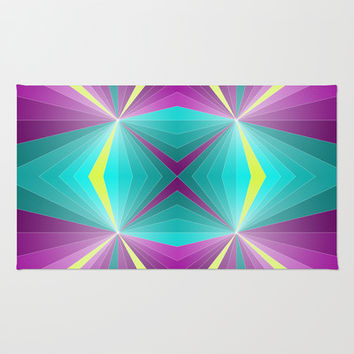 Abstract pattern Area & Throw Rug by eDrawings38 | Society6