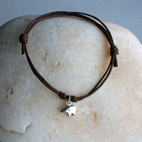 Little Bear Bracelet - Bear Anklet (24 colors to choose)