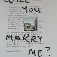Wedding Republic | Pass it On: Proposing Marriage with a Note
