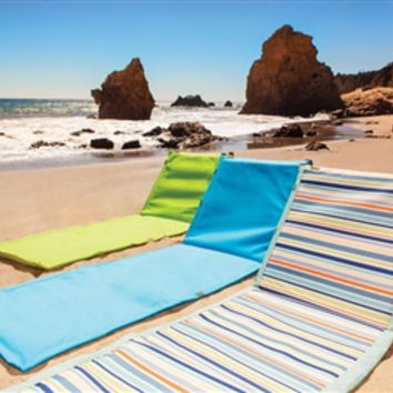 SheilaShrubs.com: Beachcomber Beach Mat - Cornflower Blue 802-00-125-000-0 by Picnic Time : Beach Mats
