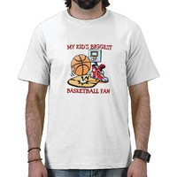 Worlds Best Basketball Fan Tshirts from Zazzle.com