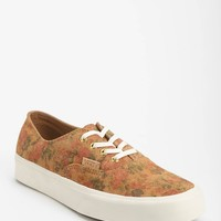 Vans Authentic Floral Suede Women's Low-Top Sneaker - Urban Outfitters